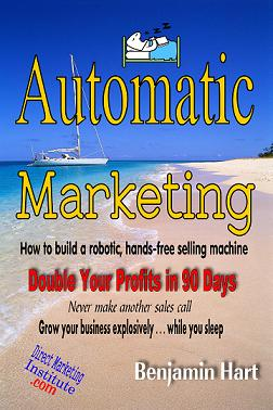 Automatic Marketing by Ben Hart